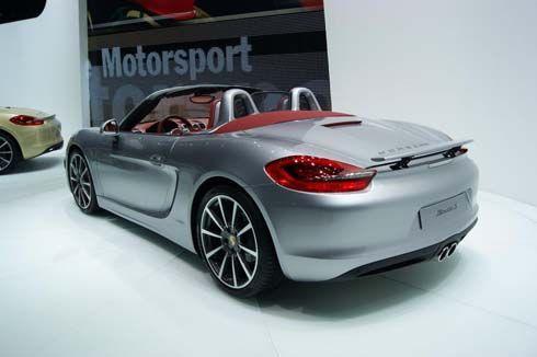หล่อจิ๋ว! Porsche 550 Spyder ยังอยู่ แต่โปรเจกต์ถูกเลื่อนออกไปจนถึงปี 2017