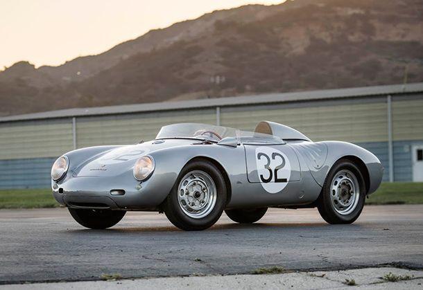 ยลโฉม Porsche 550A Spyder คลาสสิกมูลค่า 160 ล้านบาท