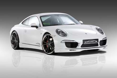 Porsche 911 รุ่นปี 2012 เพิ่มแรงม้า แต่งหน้าให้หล่อขึ้นโดย SpeedArt เยอรมันนี