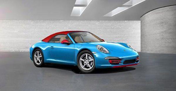 ข่าวลือกระหึ่ม Porsche อาจเปิดตัว 911 Blu Edition เป็นมิตรกับสิ่งแวดล้อม