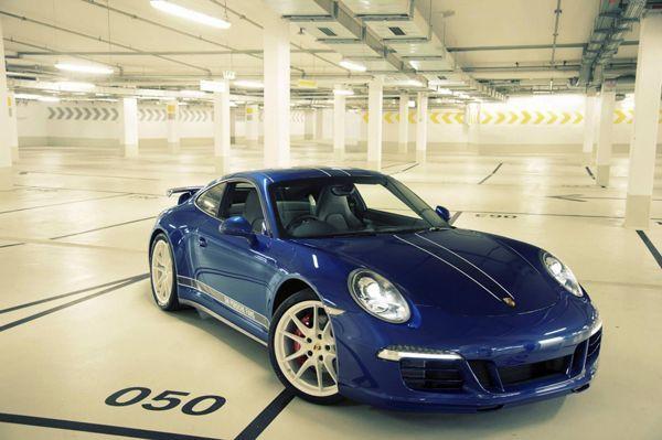 Porsche เปิดตัว 911 Carrera 4S รุ่นพิเศษ ฉลองแฟนเพจ Facebook ครบ 5 ล้านคน