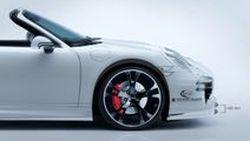 Porsche 911 Carrera 4S โมดิฟายด์แบบเบาๆโดย TechArt