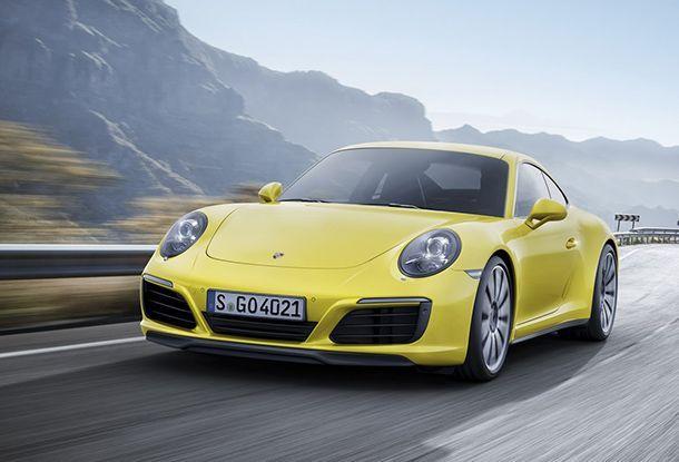 Porsche 911 Carrera 4S เสี่ยงถูกขโมยมากที่สุดในอังกฤษ