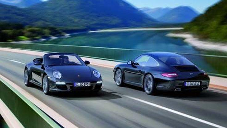 Porsche 911 Carrera Black Edition ขัดตาทัพรอคลอด 911 เจนเนอเรชั่นใหม่ เพียง 1,911 คัน