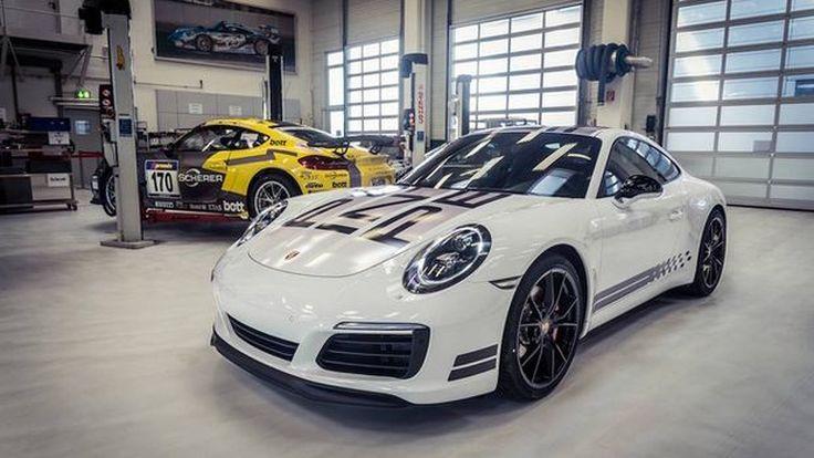 Porsche แนะนำ 911 Endurance Racing Edition รุ่นพิเศษฉลองความสำเร็จในสนามแข่ง