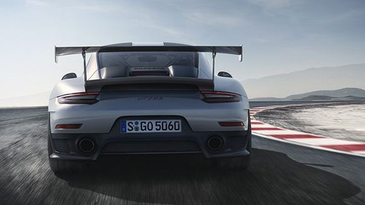 Porsche แย้มพราย 911 GT2 RS ทำเวลาต่ำกว่า 7 นาทีในสนามเนอร์เบิร์กริง