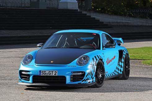 Porsche 911 GT2 RS รีดแรงม้าฝูงใหญ่ทะลุ 1,000 ตัว โดยฝีมือ Wimmer RS