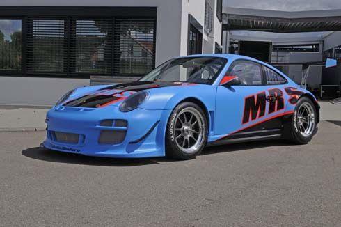 Porsche 911 GT3 R รถแข่งตัวล่าสุดโดย MRS พร้อมสู้ศึก ADAC GT Masters
