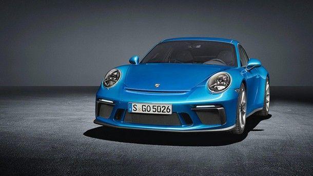 [Frankfurt 2017] เปิดตัว Porsche 911 GT3 Touring Package สปอร์ต 494 แรงม้า กับการขับขี่ที่นุ่มนวลมากขึ้น