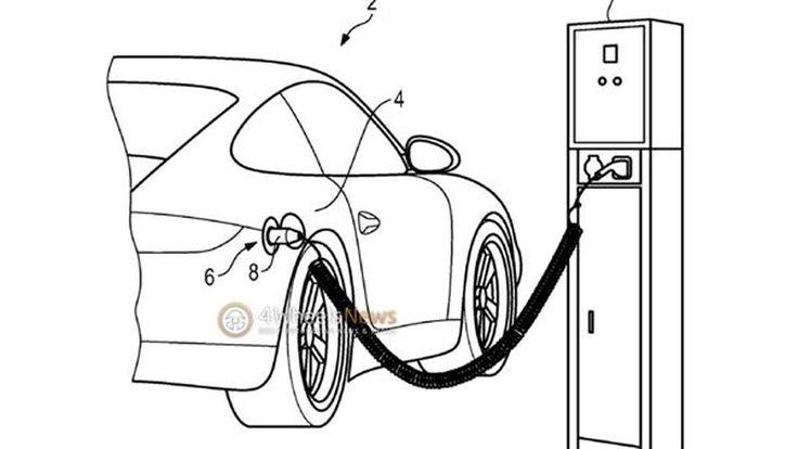 หลุดภาพสิทธิบัตร Porsche 911 เวอร์ชั่นปลั๊กอิน ไฮบริด!?