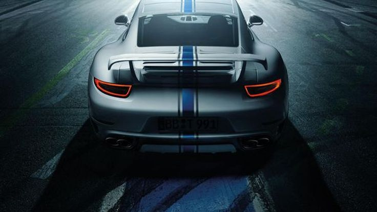 Porsche 911 Turbo จูนอัพโดยสำนัก TechArt