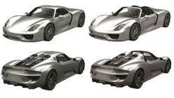 หลุดรอบคันล่าสุด Porsche 918 ซูเปอร์คาร์พลังไฮบริด จ่อขึ้นสายการผลิตจริง