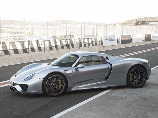 Porsche 918 Spyder ถูกเรียกคืนอีกรอบจากปัญหาแชสซีส์