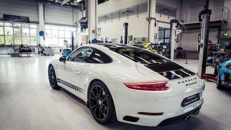 Porsche ชี้ยังไม่ถึงเวลาที่จะพัฒนา 911 พลังไฟฟ้า