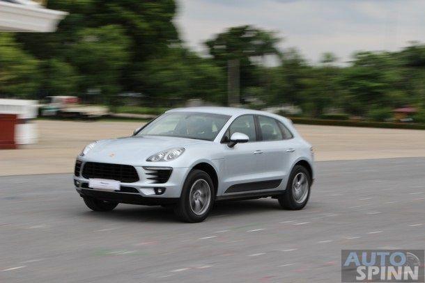 Porsche Asia Pacific ส่งมอบรถถึง 1,594 คันใน 6 เดือนแรกของปี 2014