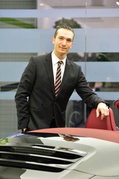 Porsche Asia Pacific แต่งตั้งผู้บริหารใหม่ Martin Limpert