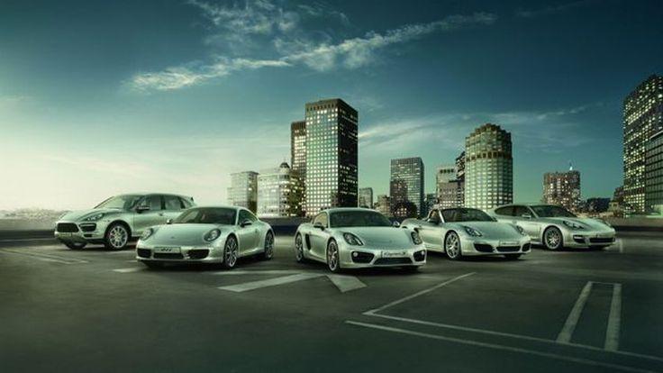 ยอดขาย Porsche ภูมิภาคเอเซียแปซิฟิค พุ่งทะลุ 4,730 คันในปี 2012