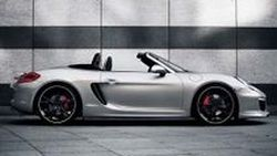 ชมภาพและข้อมูลเพิ่มเติม Porsche Boxster TechArt รถสปอร์ตเปิดประทุนทรงดุ