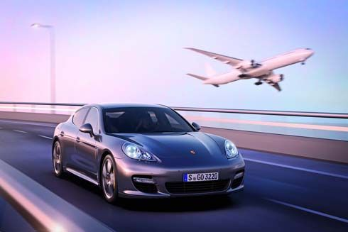 Porsche เตรียมส่งรถคูเป้ 4 ประตูราคาย่อมเยาออกแข่งขันกับ Mercedes-Benz