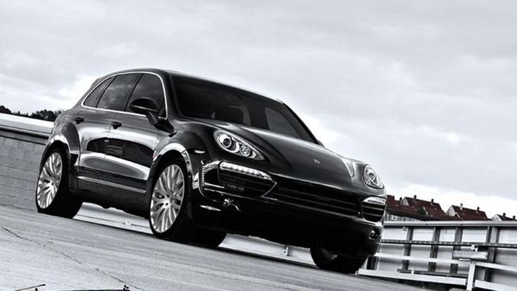 Porsche Cayenne แต่งเติมความเข้มเสริมความหรูหราโดย A. Kahn Design