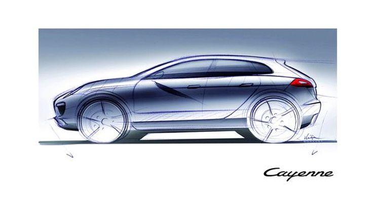 ลือสะพัด Porsche เตรียมพัฒนา Cayenne ให้เป็นสไตล์ Coupe ออกขายปีหน้า