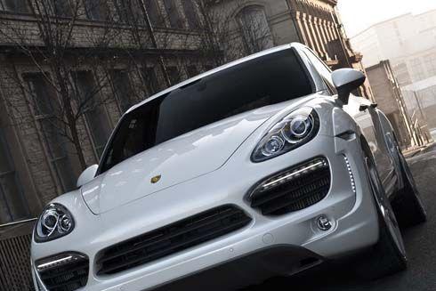 Porsche Cayenne 3.0 Diesel Supersport Wide Track โดย Kahn Design