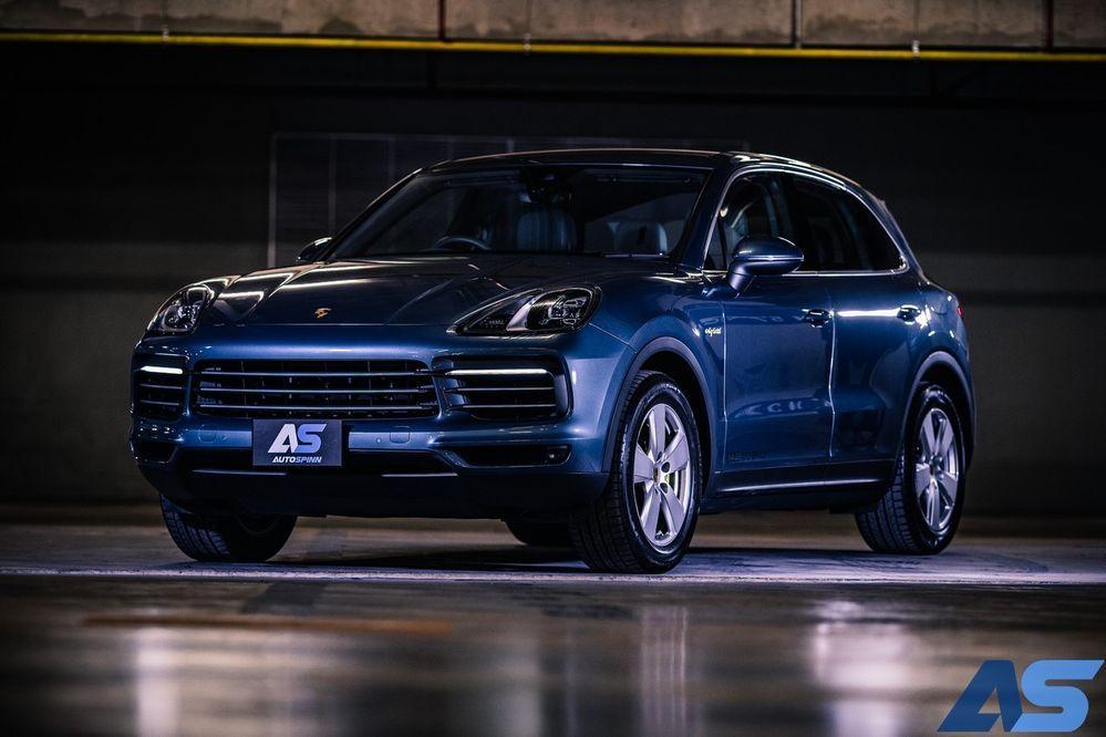 [Test Drive]Porsche Cayenne E-Hybrid SUV หน้าตาเรียบร้อยแต่ พกพละกำลังเกินตัว