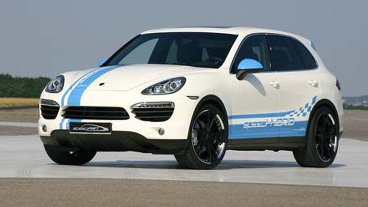 Porsche Cayenne e-Hybrid ขุมพลังปลั๊กอินไฮบริดเตรียมออกทำตลาดปี 2014