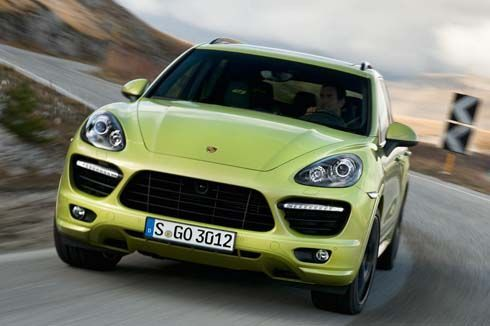 Porsche เปิดภาพ Cayenne GTS โฉมใหม่ปี 2013 พร้อมคลิปวิดีโอก่อนเปิดตัวที่ปักกิ่ง