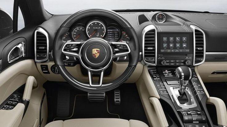 Porsche Cayenne มาพร้อมอินโฟเทนเมนท์ PCM รุ่นล่าสุด