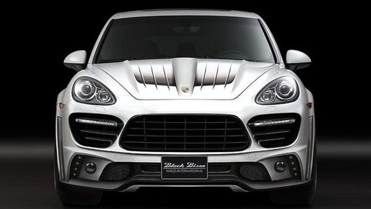 Porsche Cayenne สวมชุดแต่ง Sports Line Black Bison Edition ออกแบบโดย Wald