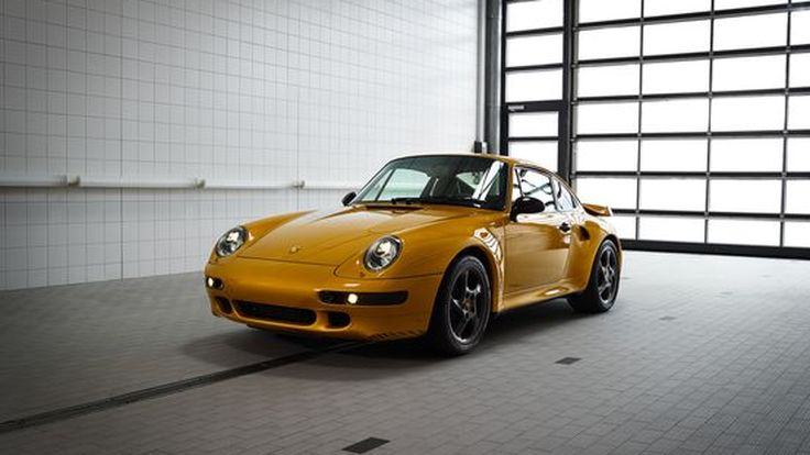 Porsche Classic คืนชีพรถสปอร์ต 911 รุ่นคลาสลิกจากอะไหล่แท้ดั้งเดิมทุกชิ้น