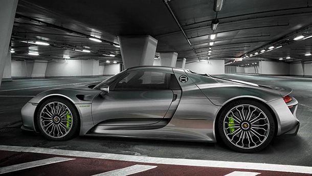 """Porsche ซุ่มพัฒนาแพลทฟอร์ม """"SPE"""" สำหรับซูเปอร์คาร์พลังงานไฟฟ้า"""