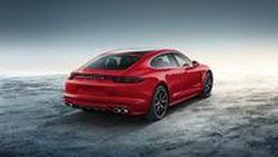 Porsche Exclusive เติมแต่งความสปอร์ต Panamera Turbo Executive