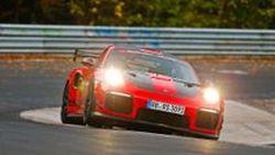 ปอร์เช่ 911 จีที2อาร์เอส เอ็มอาร์ (Porsche 911 GT2 RS MR) ยนตรกรรมสปอร์ตเวอร์ชั่นถนน ที่เร็วที่สุดบน the 'Ring'