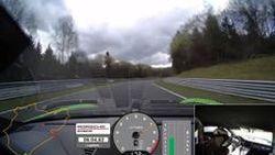 ชมคลิป Porsche GT3 RS ทะยานเนอร์เบิร์กริงต่ำกว่า 7 นาที