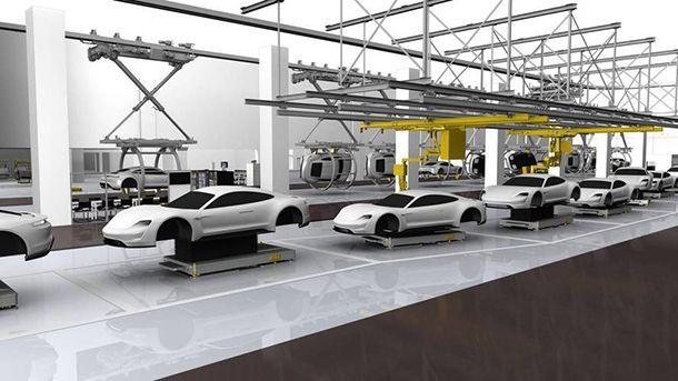 Porsche ทุ่มงบลงทุน 7 พันล้านเหรียญฯ พัฒนาระบบขับเคลื่อนไฟฟ้า