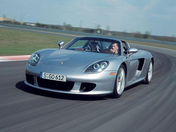 Porsche และ Michelin เปิดตัวยางรุ่นใหม่สำหรับ Carrera GT เน้นประหยัดและเพิ่มสมรรถนะ