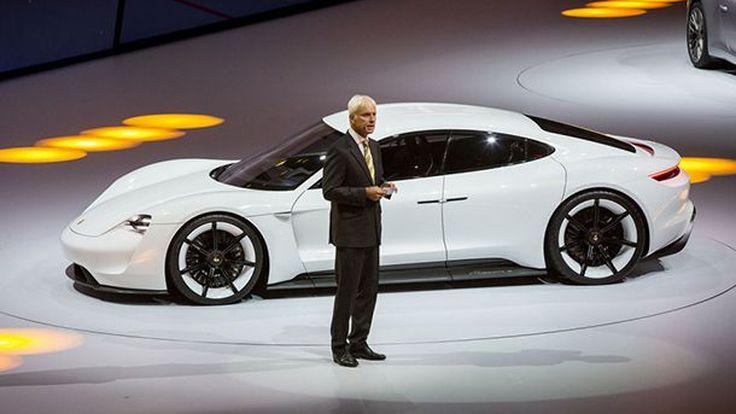 เผย Porsche Mission E อาจมีพละกำลังระดับ 500-600 แรงม้า