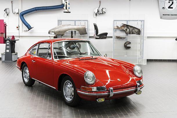 Porsche Museum อวดโฉม 911 รุ่นหายากที่สุด
