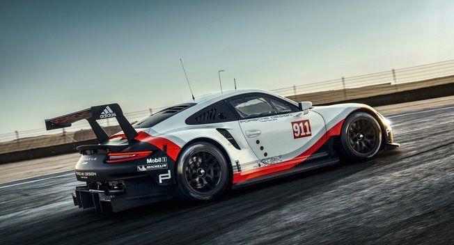 Porsche เปิดกว้างไอเดียรถสปอร์ตเครื่องยนต์วางกลางลำ