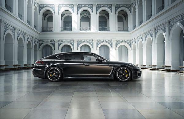 Porsche Panamera Exclusive Series อีกระดับความหรูหรา