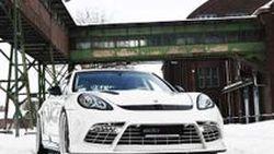 Porsche Panamera Moby Dick สปอร์ตคูเป้ 4 ประตูแต่งสวยแต่งกำลัง โดย Edo Competition