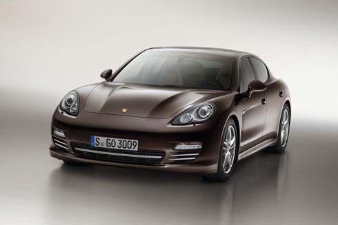 ยกระดับความหรู Porsche Panamera Platinum Edition เวอร์ชั่นใหม่ล่าสุด