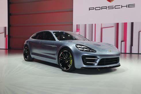 Porsche Panamera Sport Turismo Concept ต้นแบบแห่งงานดีไซน์รุ่นใหม่