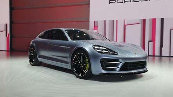 Porsche Panamera Sport Turismo สปอร์ตซีดานสไตล์คูเป้ เปิดตัวผ่านคลิปวีดีโอ