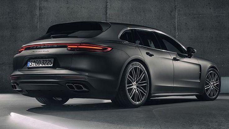เผยโฉม Porsche Panamera Sport Turismo รองรับการใช้งานมากขึ้น