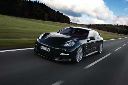 Porsche Panamera Turbo เพิ่มกำลัง 80 แรงม้า ด้วยชุดคิท TA 070/T1 จาก TechArt
