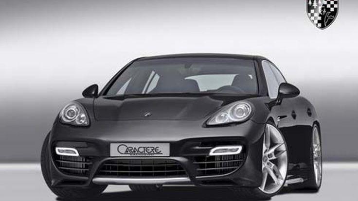 Porsche Panamera Turbo แต่งโดย Caractere Exclusive ร่วมกับ Dynatek
