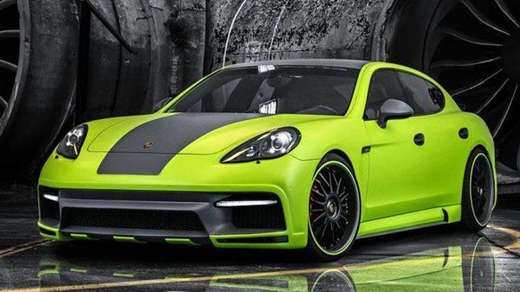 Porsche Panamera Turbo สวมชุดแต่งคาร์บอนไฟเบอร์พร้อมอัพเกรดความแรงโดย Regula Exclusive